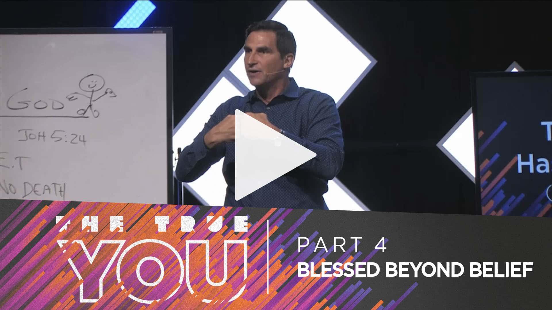 Pastor Ron True You Part 4