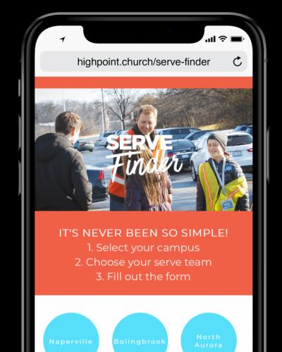 serve-finder